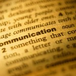 Photo - communication